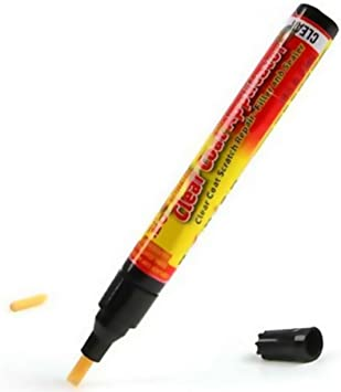 3 Fix It Pro Car Scratch Repair Remover Pen Clear Coat Applicator Tool Simoniz $