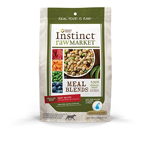 Instinct-Freeze-Dried-Raw-Market-Meal-Blends-Grain-Free-Beef-Recipe-Natural-Dog-Food-1-lb-Bag