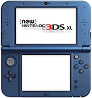 Nintendo New 3DS XL Bundle (2 Items): Nintendo New 3DS XL - Galaxy Style, and Tomee AC Adapter