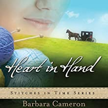 Heart in Hand Audiobook by Barbara Cameron Narrated by Coleen Marlo