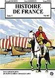 Histoire de France, tome 5, 751-987 : Les carolingiens de Pépin le bref à Hugues Capet