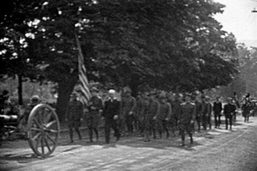 World War I Victory Party Film: Cornwall, NY Memorial Day Celebration DVD -