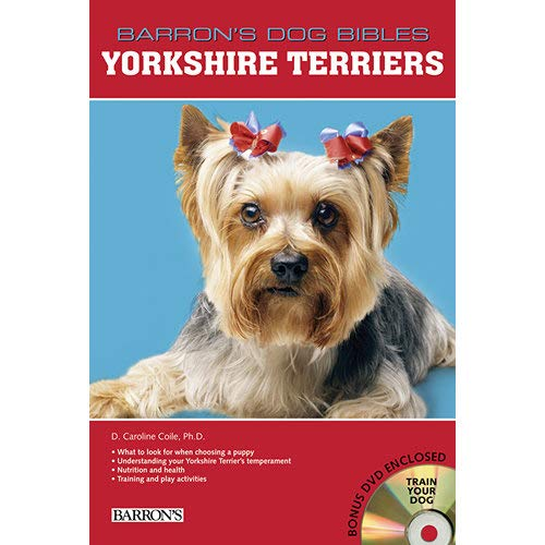 Yorkies Barron's Dog Bible