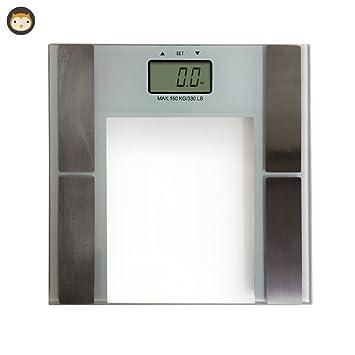 Digital de baño peso corporal Escala, alta precisión, más preciso grasa corporal analizador peso