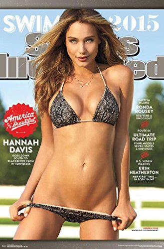 (Sports Illustrated Swimsuit Issue 2015 Poster 22.5 X 34