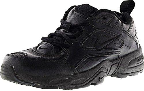 Nike Mens 308.257 Ankel-hög Läder Löparsko 002
