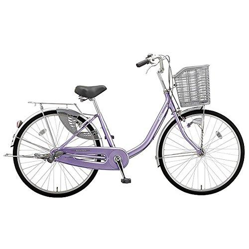 ミヤタ(MIYATA) シティサイクル 自転車 アルミスターU DAU408 (OM30) ティーンラベンダー B077NVGFBC