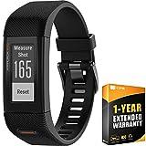Best Golf Watches - Garmin Approach X10 Lightweight GPS Golf Watch Black Review