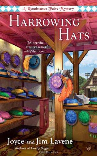 Harrowing Hats (Renaissance Faire - Market Myrtle Beach