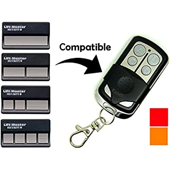 Compatible garage remote with liftmaster chamberlain craftsman 970lm exceltek compatible garage remote with liftmaster chamberlain craftsman 970lm 971lm 972lm 973lm 91lm 92lm 94lm 96lm 13953680 13953681 fandeluxe Choice Image