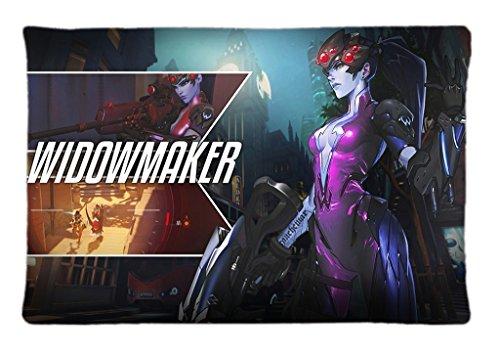 Widowmaker in Overwatch Custom Zippered Pillow Cases