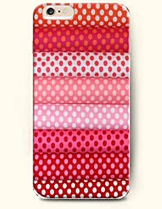 Regularly Spaced Circular Spots Of Different Colors - Polka Dot Series - Phone Cover for Apple iPhone 6 Plus (...