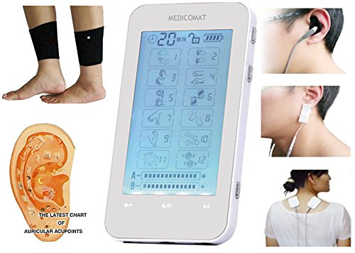 Ankle Pain When Walking (Medicomat-3S3 with Ankle) Ankle Pain Treatment by Medicomat