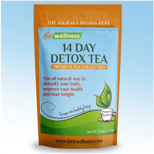 14-Day Detox Tea Hint Wellness 43g