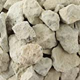 Newstones Natural Zeolite Rock - Chunks of Large Natural Zeolite Rock , Mined From Japan (1.1lbs / 500grams) - Great for Odor Removal in Room, Use in Aquarium to Remove Ammonium