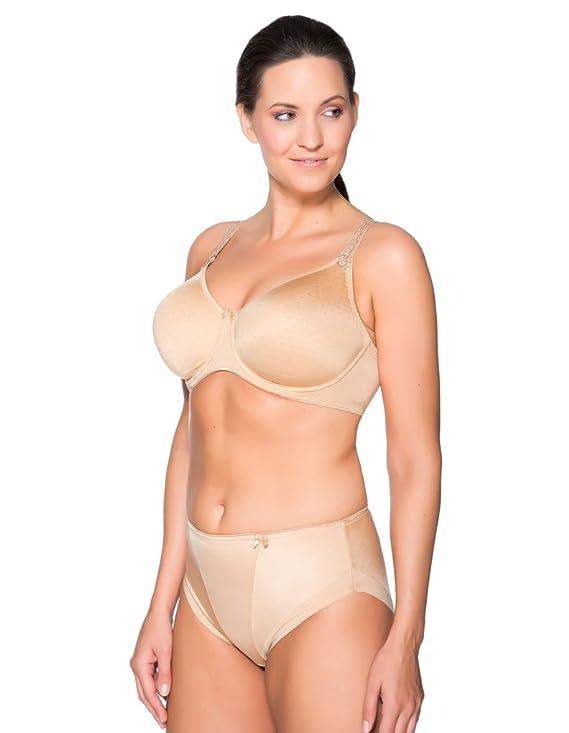 Ulla Yara Soutien-gorge Grande Taille à Armatures 3720 85-125 D-I   Amazon.fr  Vêtements et accessoires d3042cccd6d
