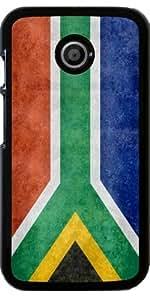 Funda para Motorola Moto E (Generation 1) - Sudáfrica Bandera Retro by BruceStanfieldArtist