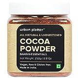 Urban Platter Natural Cocoa Powder, 250g