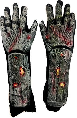 [Zombie Hand & Arm Gloves] (Monster Hands)
