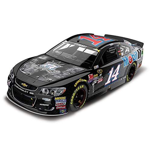 Tony Stewart No. 14 Last Ride/Mobil 1 2016 NASCAR Sprint Cup Series Diecast Chevrolet SS Car by The Hamilton Collection