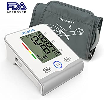 TEC.BEAN Arm Blood Pressure Monitor