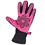 Cozy Cub Young Children Easy to Grip Winter Gloves, Ages 3-8