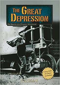 Image result for The Great Depression   An Interactive History Adventure
