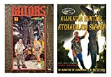 Alligator Collection (Gators and Alligator Hunting in Atchafalaya Swamp) 2 DVDs