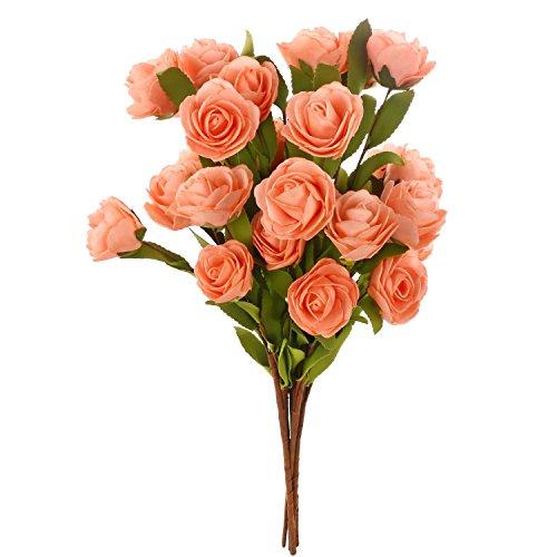 SOLEDI Arrangement Artificial Bouquet Wedding