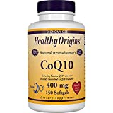 Healthy Origins kaneka COQ10 Gels, 400 Mg, 150 Count