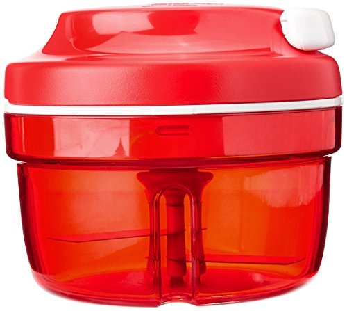 Tupperware Smart Chopper, Red Price & Reviews