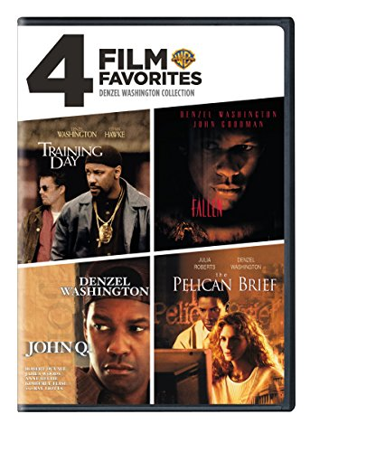 - 4 Film Favorites: Denzel Washington (Fallen, John Q, The Pelican Brief, Training Day)