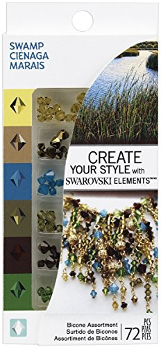 (EK Success Create Your Style Swamp Crystal Assortment)