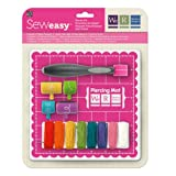 We R Memory Keepers Sew Easy Starter Kit for Paper Crafting
