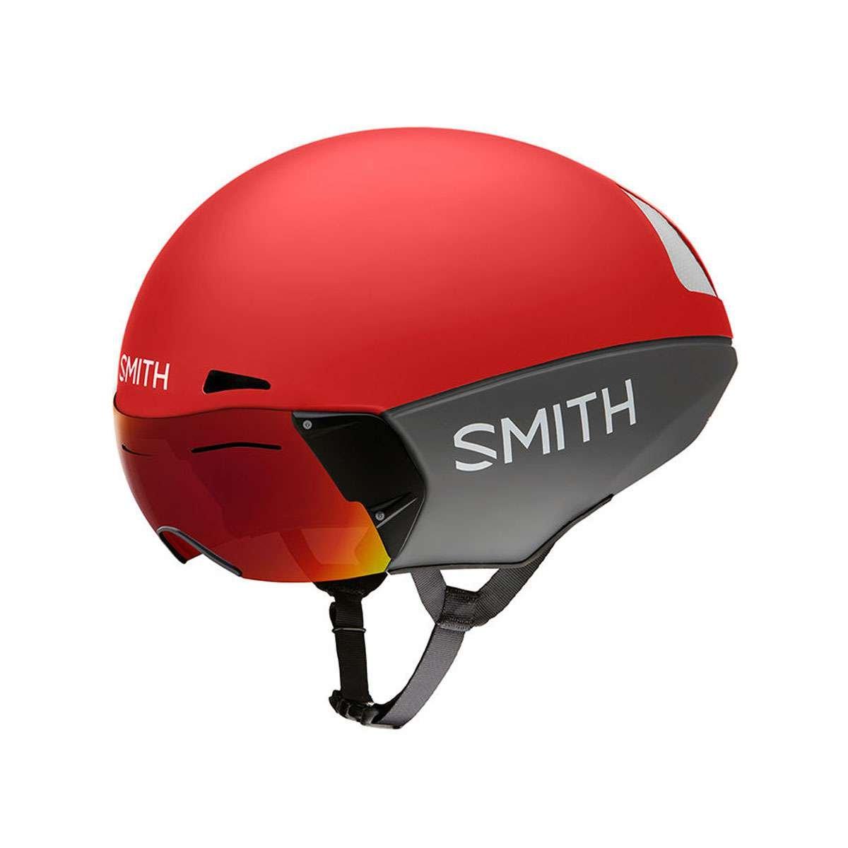 Smith Optics Podium TT MIPS成人用オフロードサイクリングヘルメット - Matte Rise Large