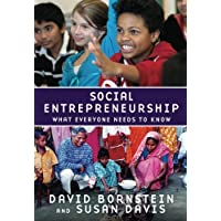 Social Entrepreneurship: What Everyone Needs to Know(r)