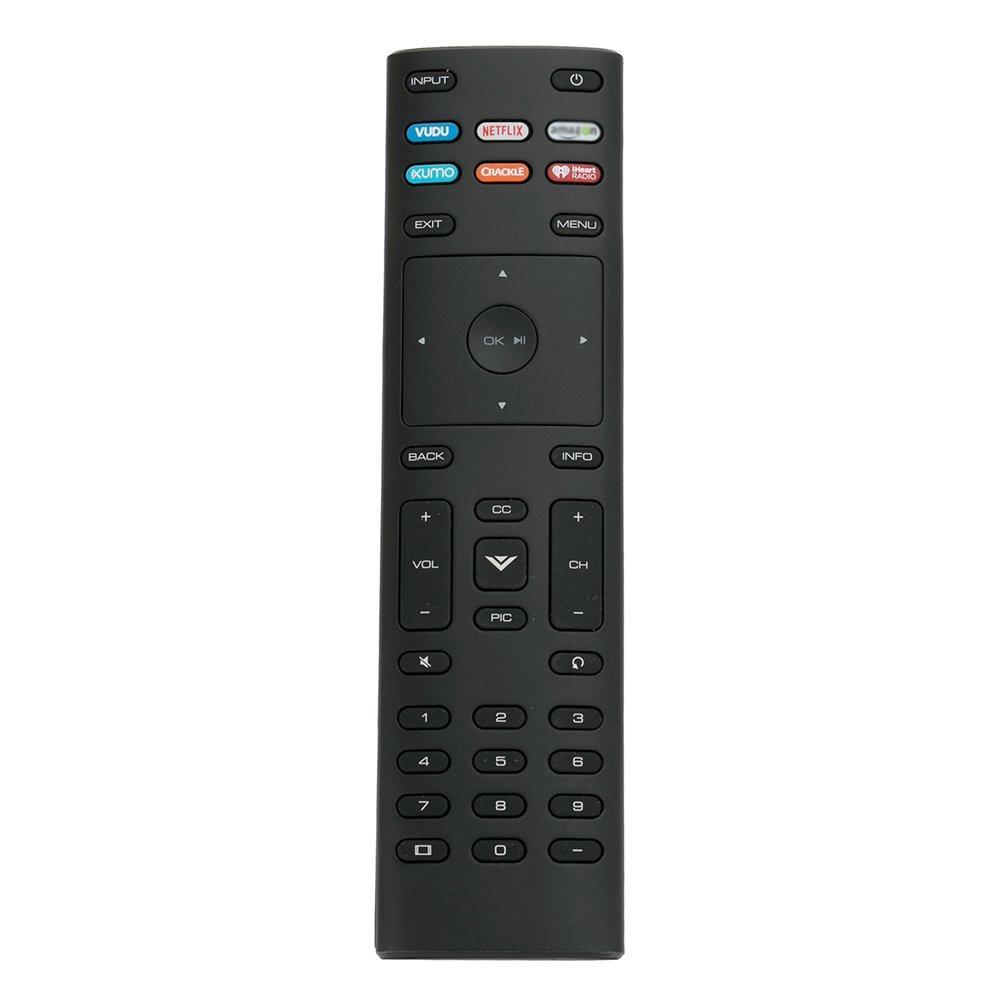 Control Remoto Xrt136 Vizio Tv P55 F1 P65 F1 P75 F1 D24f ...