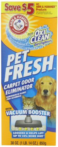 Arm Hammer Fresh Carpet Eliminator