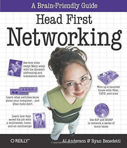 Head First Networking: A Brain-Friendly Guide