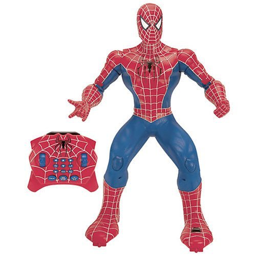Spider-Man 3 Action Command infrared remote controlled Spide