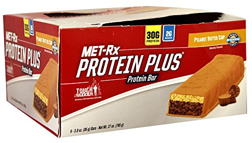 MET-Rx Protein Plus Peanut Butter Cup - 9 Bars