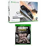 Xbox One S 1TB Console - Forza Horizon 3 + Call of Duty WW2 Bundle