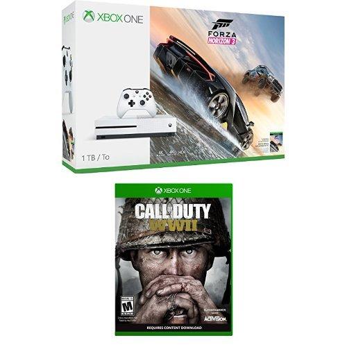 Microsoft Xbox One S 1TB Console Forza Horizon 3 Bundle -...