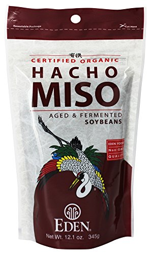Eden Foods - Certified Organic Hacho Miso - 12.1 oz. by Eden