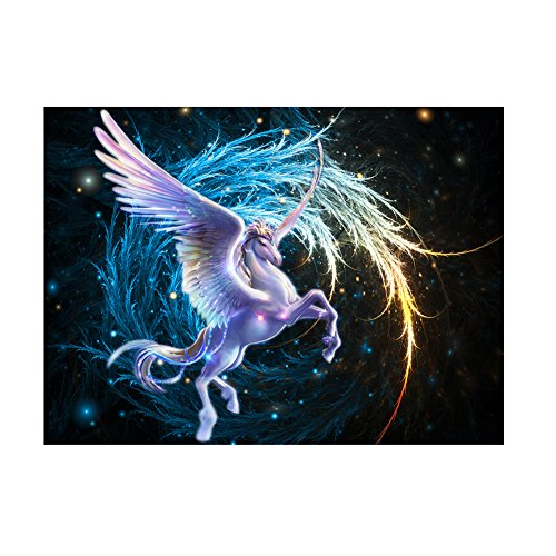 Pegasus 5D Diamond DIY Painting Craft Home Decor