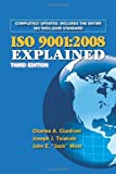img - for ISO 9001:2008 Explained, Third Edition book / textbook / text book