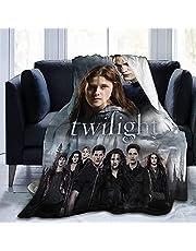 The Twilight saga flanellen deken, Werwolf Jacob Black Jongensdeken, pluizig en comfortabel microvezel, geschikt voor lunchpauze, lezen