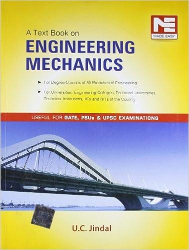 engineering mechanics by u c jindal