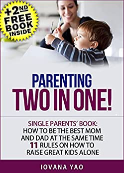 free books on single parenting Being a single parent is a very tough and challenging task and one often worries about the effects of single parenting on your child.