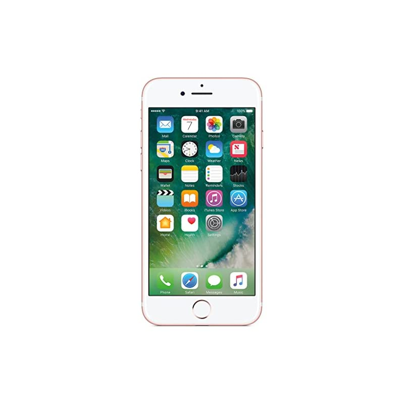 Apple iPhone 7 AT&T 256 GB (Rose Gold) L